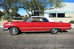 1963 CHEVROLET IMPALA - Side Profile - 190990