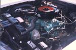 1964 BUICK WILDCAT CONVERTIBLE - Engine - 19109
