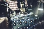 1934 FORD DELUXE ROADSTER - Engine - 19111