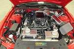 2007 SHELBY GT500 SUPER SNAKE CONVERTIBLE - Engine - 191221