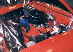 1955 CHEVROLET BEL AIR CONVERTIBLE - Engine - 19124