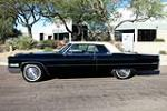 1966 CADILLAC DE VILLE - Side Profile - 191284