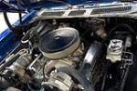 1972 PONTIAC GTO - Engine - 191293
