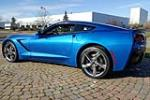 2014 CHEVROLET CORVETTE  - Rear 3/4 - 191350