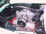 1957 CHEVROLET CORVETTE FI CONVERTIBLE - Engine - 19158