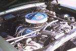 1967 FORD GALAXIE 500 XL 2 DOOR HARDTOP - Engine - 19165