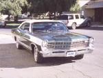 1967 FORD GALAXIE 500 XL 2 DOOR HARDTOP - Front 3/4 - 19165