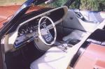 1964 FORD THUNDERBIRD CONVERTIBLE - Interior - 19173