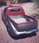 1995 CHEVROLET STUDEBAKER PICKUP HOT ROD - Rear 3/4 - 19185