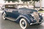 1936 FORD DELUXE PHAETON 68 CONVERTIBLE - Front 3/4 - 19189