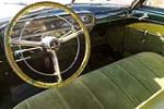 1951 LINCOLN LIDO CUSTOM COUPE - Interior - 192507