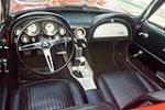 1963 CHEVROLET CORVETTE CONVERTIBLE - Interior - 192646