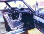 1967 FORD MUSTANG GT FASTBACK - Interior - 19391