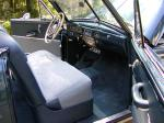 1952 PLYMOUTH CRANBROOK CONVERTIBLE - Interior - 19399