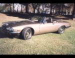 1990 JAGUAR XJS CONVERTIBLE -  - 19402