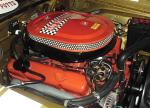 1971 PLYMOUTH GTX 440 SIX PACK HARDTOP - Engine - 19438