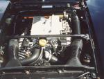 1987 PORSCHE 928S 4 COUPE - Engine - 19452