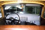 1955 CHEVROLET 3112 CARRYALL STATION WAGON - Interior - 19455