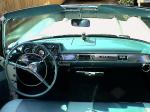 1957 CHEVROLET BEL AIR CONVERTIBLE - Interior - 19486