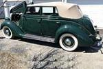 1936 FORD DELUXE PHAETON 68 CONVERTIBLE - Side Profile - 195258