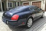 2004 BENTLEY CONTINENTAL GT - Rear 3/4 - 195755