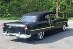 1955 CHEVROLET BEL AIR CUSTOM CONVERTIBLE - Rear 3/4 - 195824