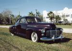 1941 CADILLAC SERIES 61 FASTBACK COUPE - Front 3/4 - 19655