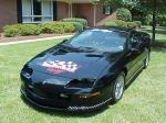 1995 CHEVROLET CAMARO Z/28 DALE EARNHARDT SIGNATURE SERIES - Front 3/4 - 19668