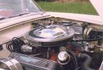 1955 FORD THUNDERBIRD CONVERTIBLE - Engine - 19743