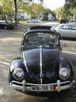 1963 VOLKSWAGEN BEETLE SEDAN - Side Profile - 19756