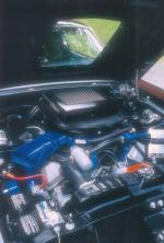1969 FORD MUSTANG MACH 1 COUPE - Engine - 19758