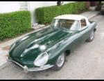 1963 JAGUAR E-TYPE VICARAGE ROADSTER -  - 19830