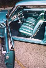 1965 CHEVROLET NOVA SS COUPE - Interior - 19896