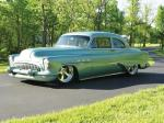 1953 BUICK CUSTOM 2 DOOR HARDTOP - Side Profile - 19897