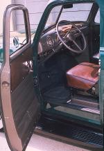 1949 CHEVROLET CANOPY EXPRESS - Interior - 19923