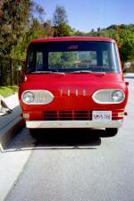 1961 FORD ECONOLINE PICKUP - Side Profile - 19958