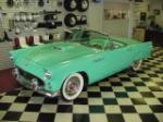 1955 FORD THUNDERBIRD CONVERTIBLE - Front 3/4 - 20024