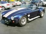 1965 SHELBY ROADSTER - Side Profile - 20132