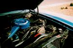 1973 FORD MUSTANG CONVERTIBLE - Engine - 20277
