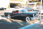 1955 BUICK CENTURY CONVERTIBLE - Front 3/4 - 20298