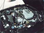 1990 FORD MUSTANG ASC MCLAREN CONVERTIBLE - Engine - 20331