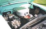 1956 FORD COUNTRY SQUIRE STATION WAGON - Engine - 20339