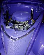 1937 LINCOLN ZEPHYR COUPE - Engine - 20455