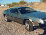 1982 DELOREAN UNKNOWN - Front 3/4 - 20461