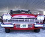 "1958 PLYMOUTH FURY ""CHRISTINE"" FROM THE BILL PRIZE - Side Profile - 20543"