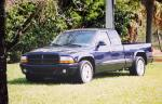 1998 DODGE DAKOTA R/T EXTENDED CAB - 20567