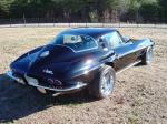 1964 CHEVROLET CORVETTE COUPE - Rear 3/4 - 20586