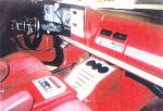 1991 CHEVROLET FLEETSIDE EXTENDED CAB PICKUP - Interior - 20599