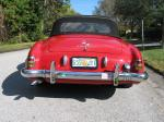 1956 MERCEDES-BENZ 190SL ROADSTER - Rear 3/4 - 20609