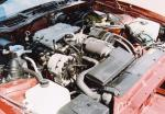 1986 PONTIAC FIREBIRD T-TOP COUPE - Engine - 20627